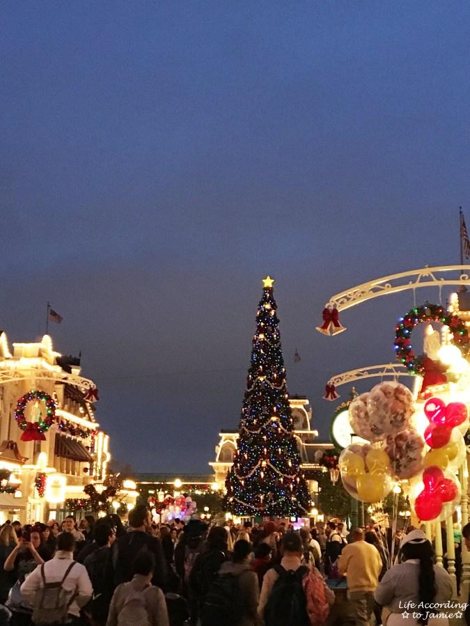 Magic Kingdom - Main Street Christmas 3