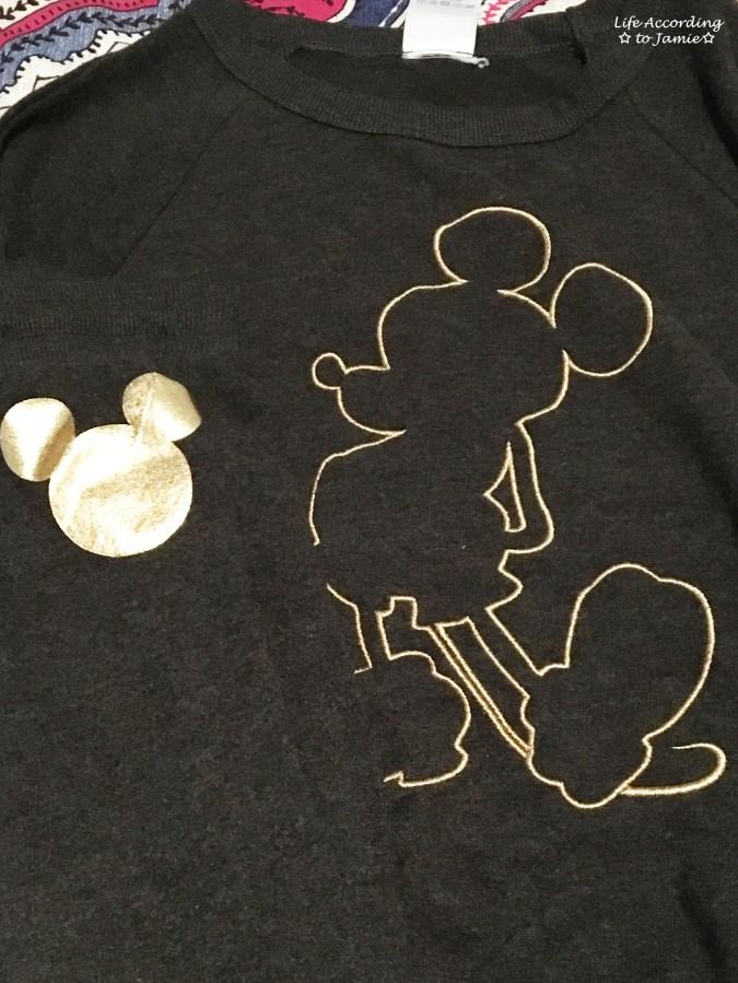 Mickey Pajamas