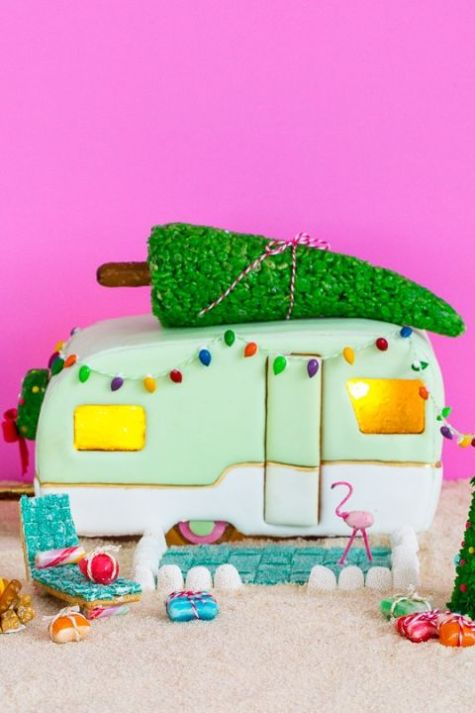 gingerbread-retro-camper