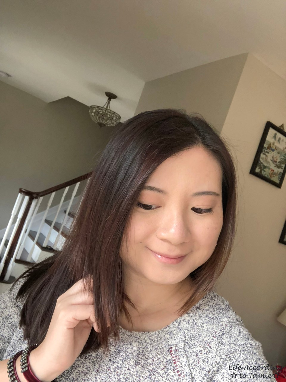 Becca x Chrissy - Glow Face Palette selfie 2