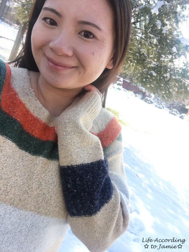 Block Stripe Sweater 7
