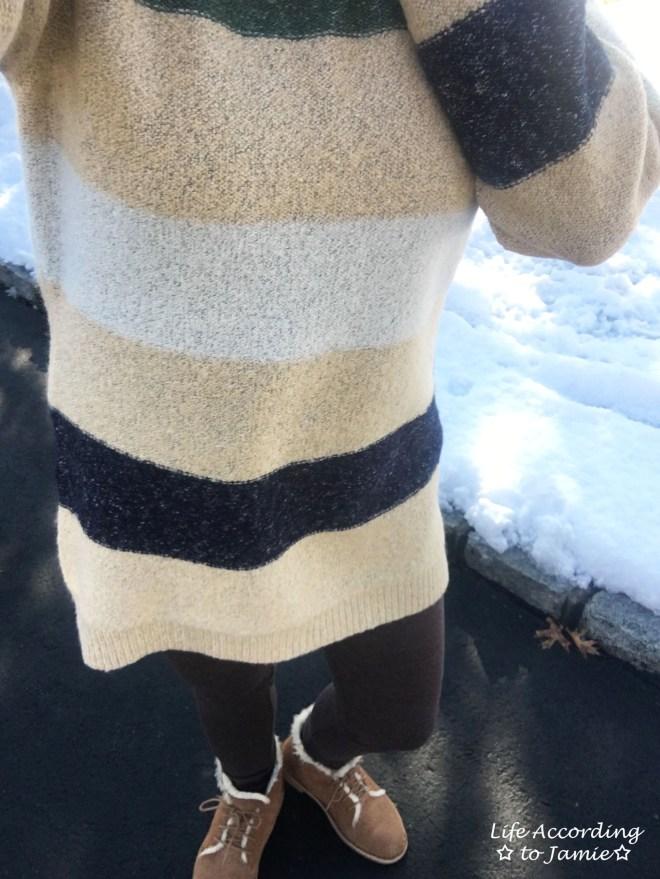 Block Stripe Sweater 8