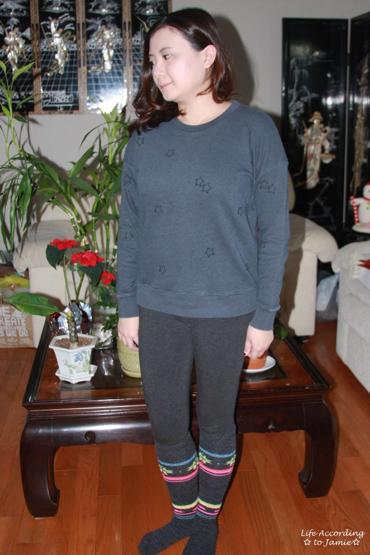 Embroidered Star Sweatshirt 7