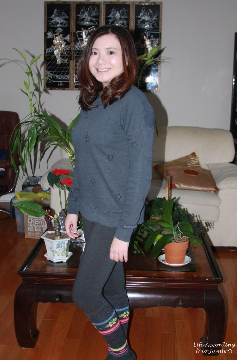Embroidered Star Sweatshirt 8