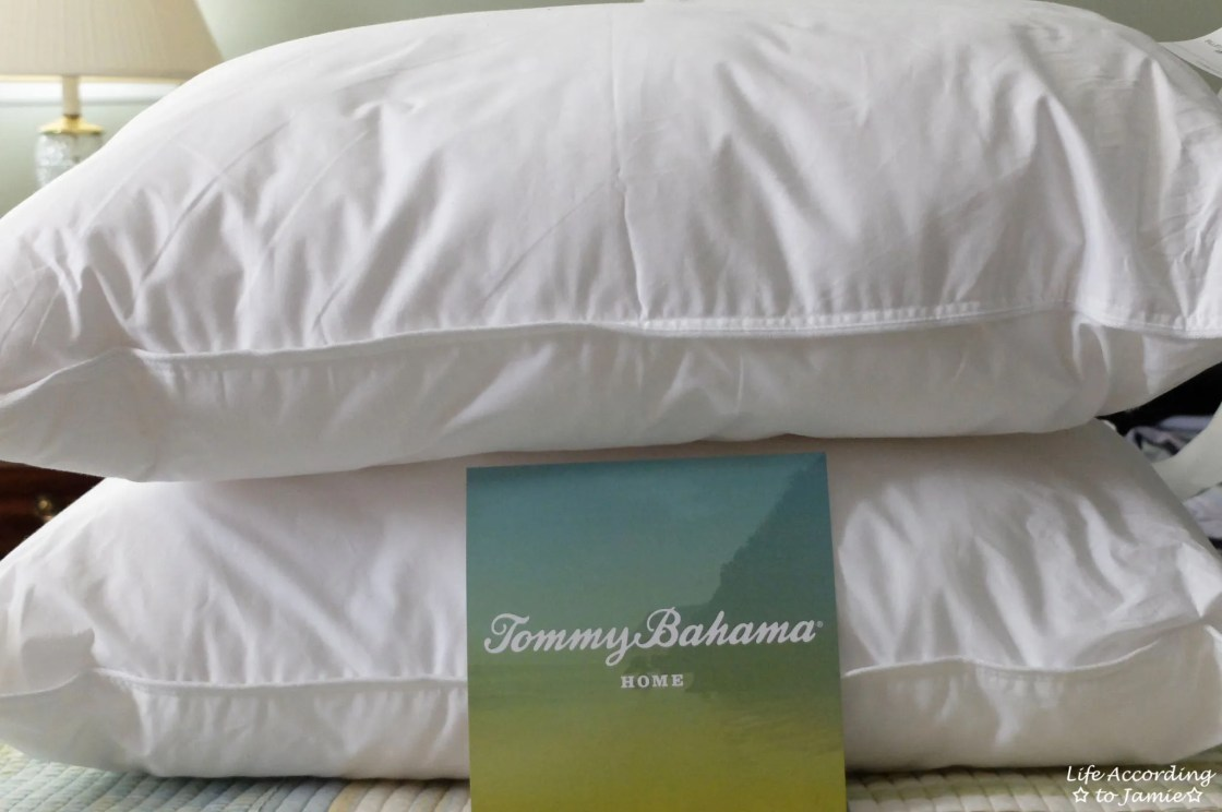 Tommy Bahama Down Alternative Pillows