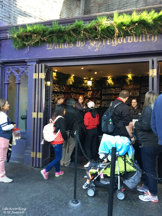 Universal Studios Orlando - Wizarding World of Harry Potter - Diagon Alley 2
