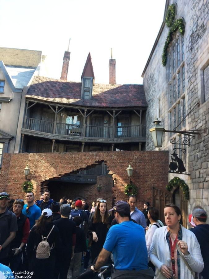 Universal Studios Orlando - Wizarding World of Harry Potter - Diagon Alley 4