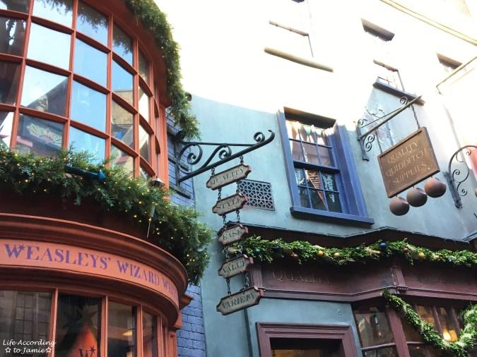 Universal Studios Orlando - Wizarding World of Harry Potter - Diagon Alley 6
