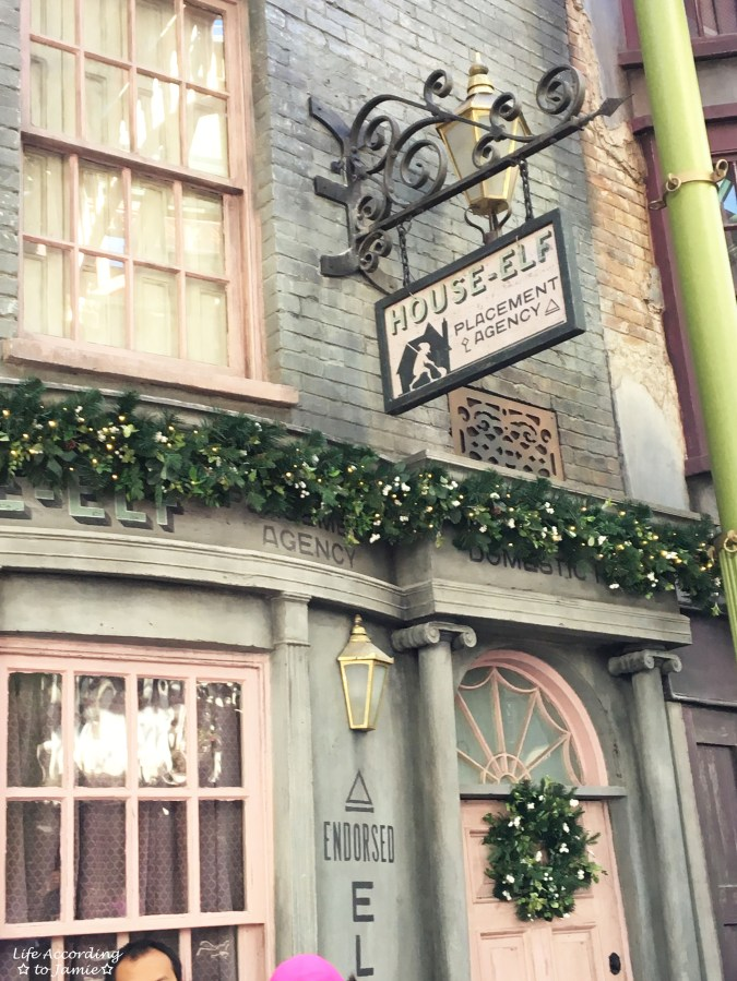 Universal Studios Orlando - Wizarding World of Harry Potter - Diagon Alley