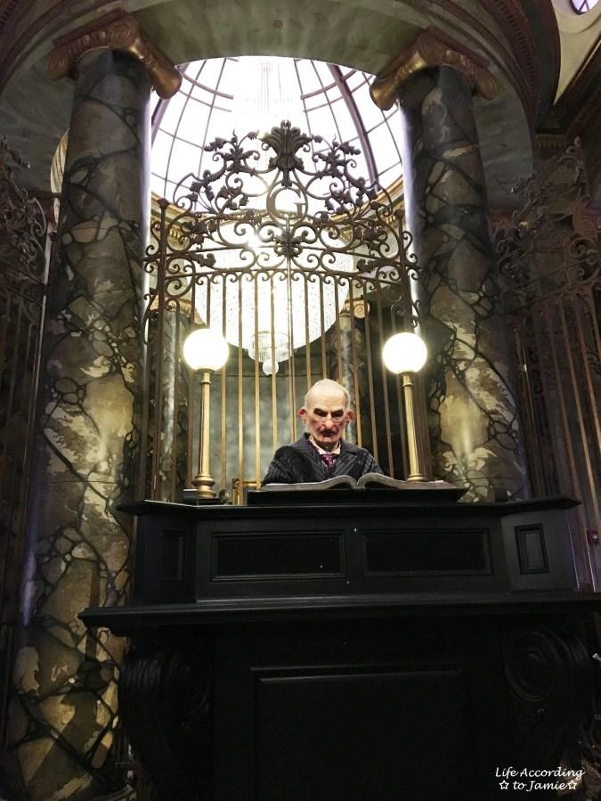 Universal Studios Orlando - Wizarding World of Harry Potter - Escape from Gringotts