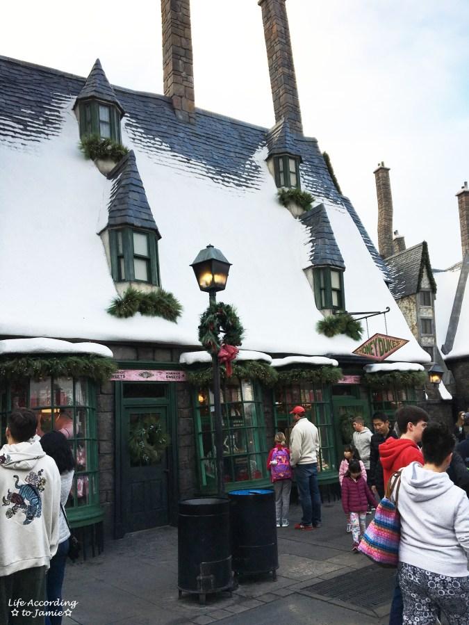 Universal Studios Orlando - Wizarding World of Harry Potter - Hogsmeade 2