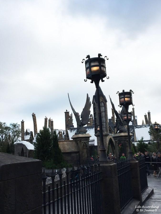 Universal Studios Orlando - Wizarding World of Harry Potter - Hogsmeade 5