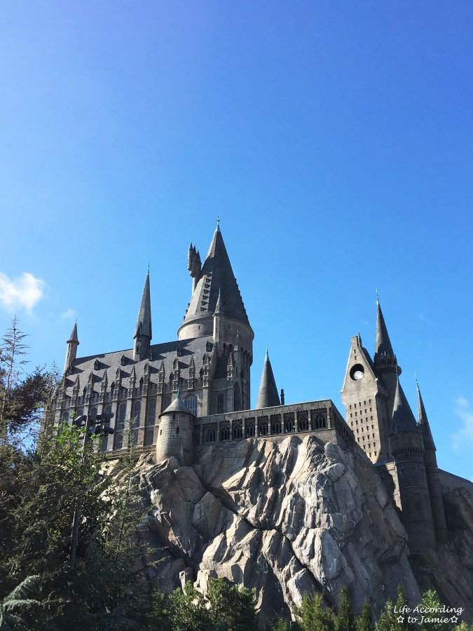 Universal Studios Orlando - Wizarding World of Harry Potter - Hogswarts 3