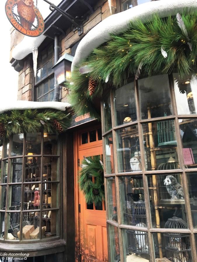 Universal Studios Orlando - Wizarding World of Harry Potter - Owl Post
