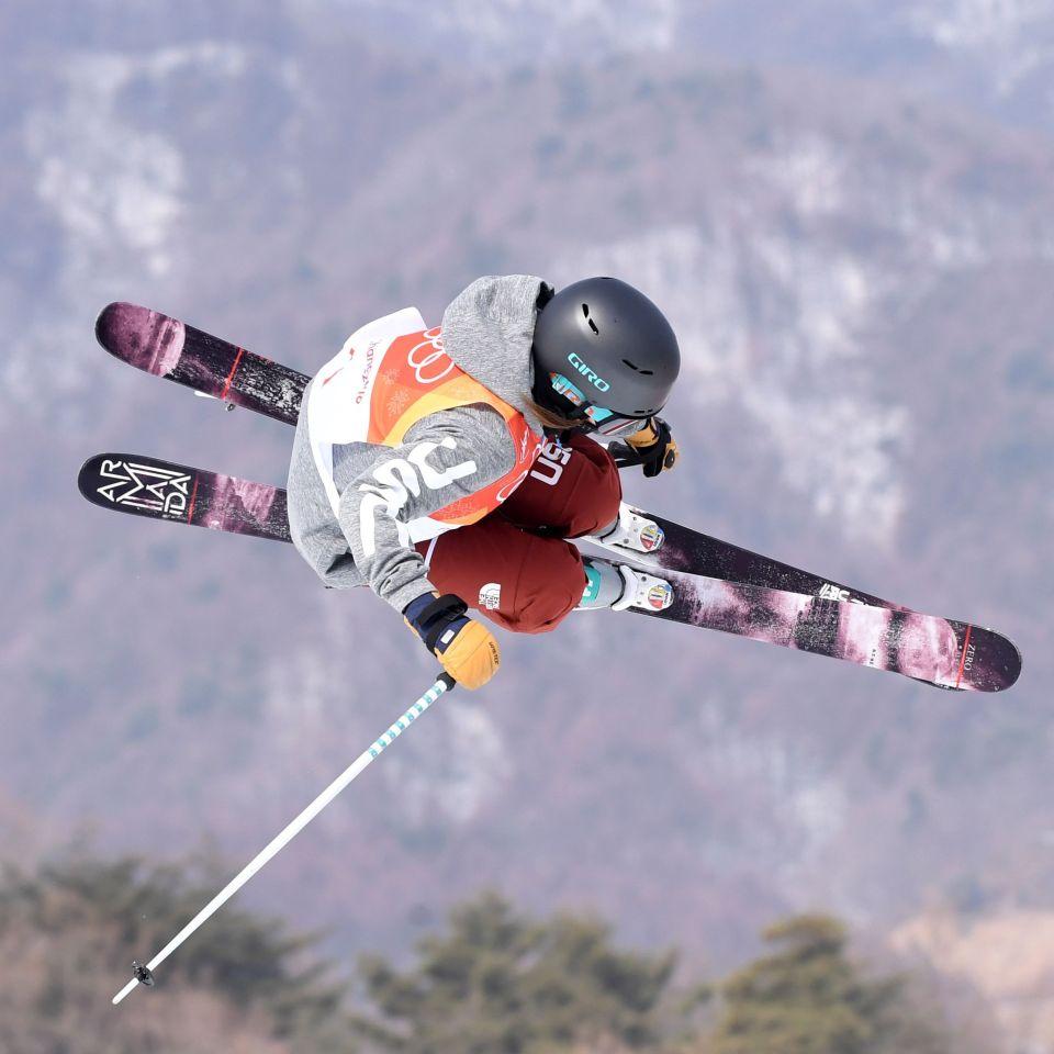 Brita Sigourney - Halfpipe OlympicsJPG