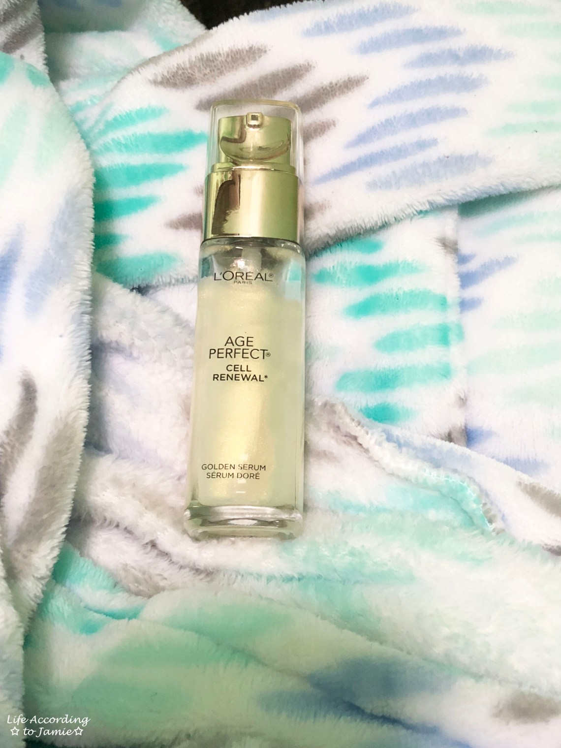 Age Perfect Cell Renewal Golden Serum by L'Oreal #22