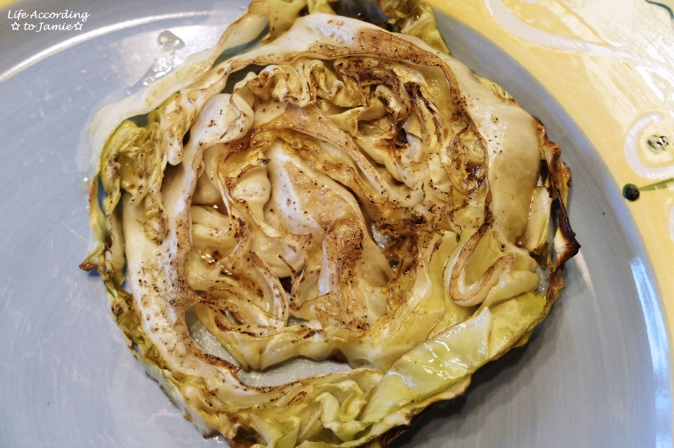 Cabbage Steaks 5