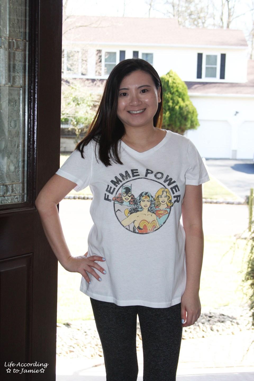 Femme Power t-shirt 1