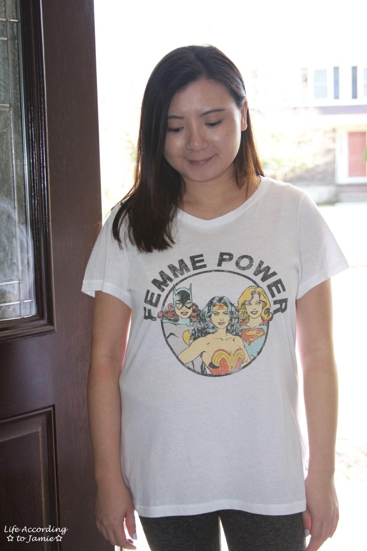 Femme Power t-shirt 2