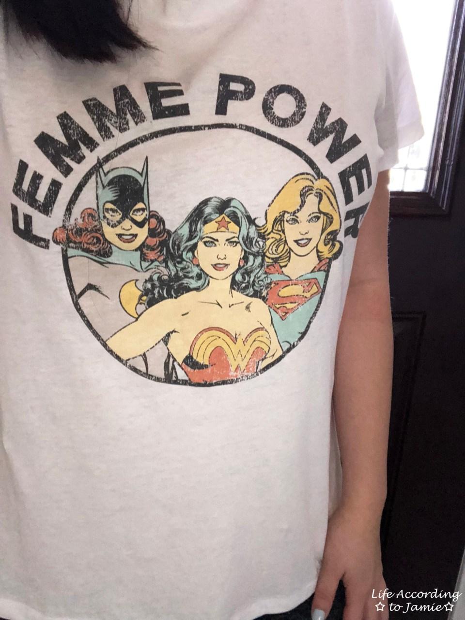 Femme Power t-shirt