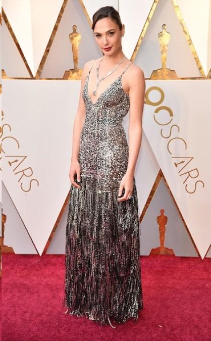 Gal Gadot - Oscars 2018