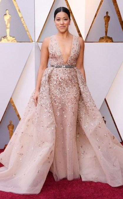 Gina Rodriguez - Oscars 2018