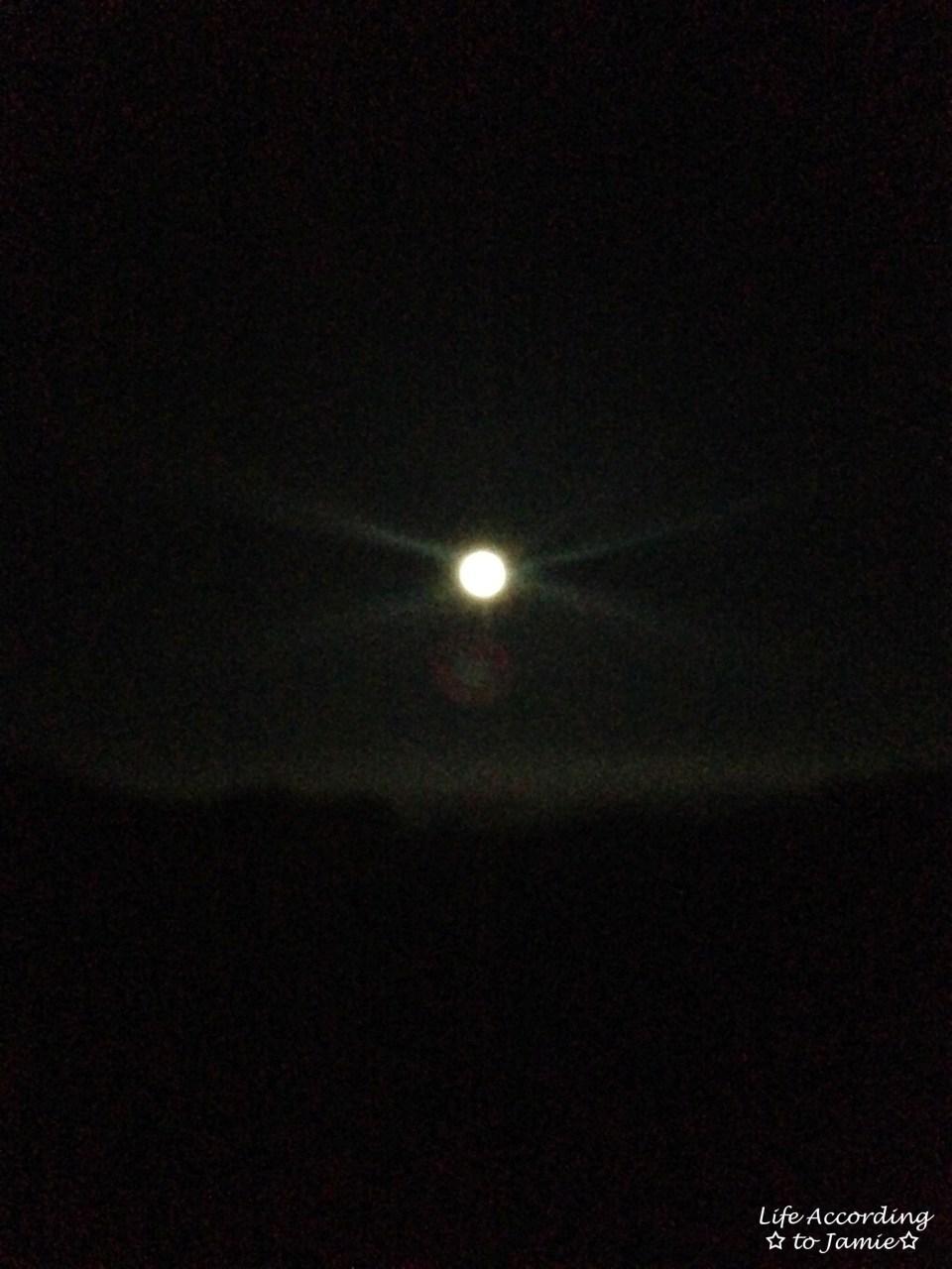 Moon - Hawaii