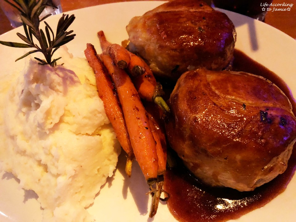 Redstone Grill - Beef Wellington