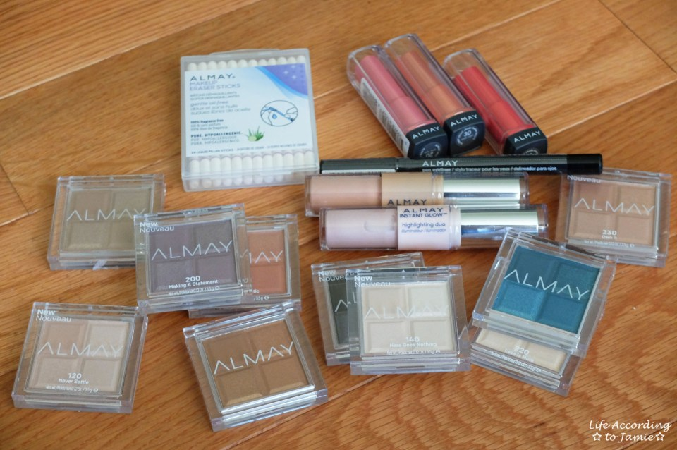 Almay Products 1