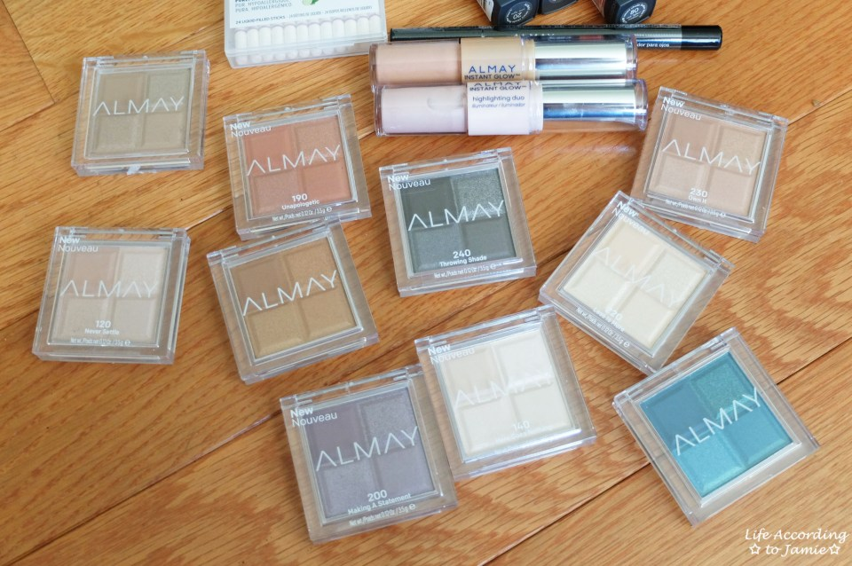 Almay Products 2