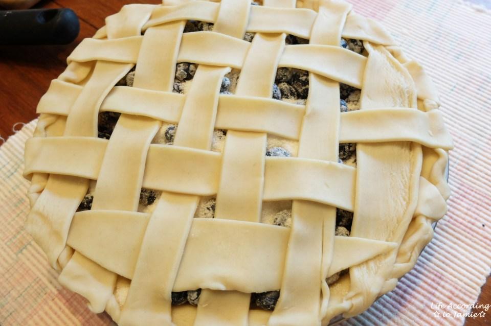 Blueberry Pie 2