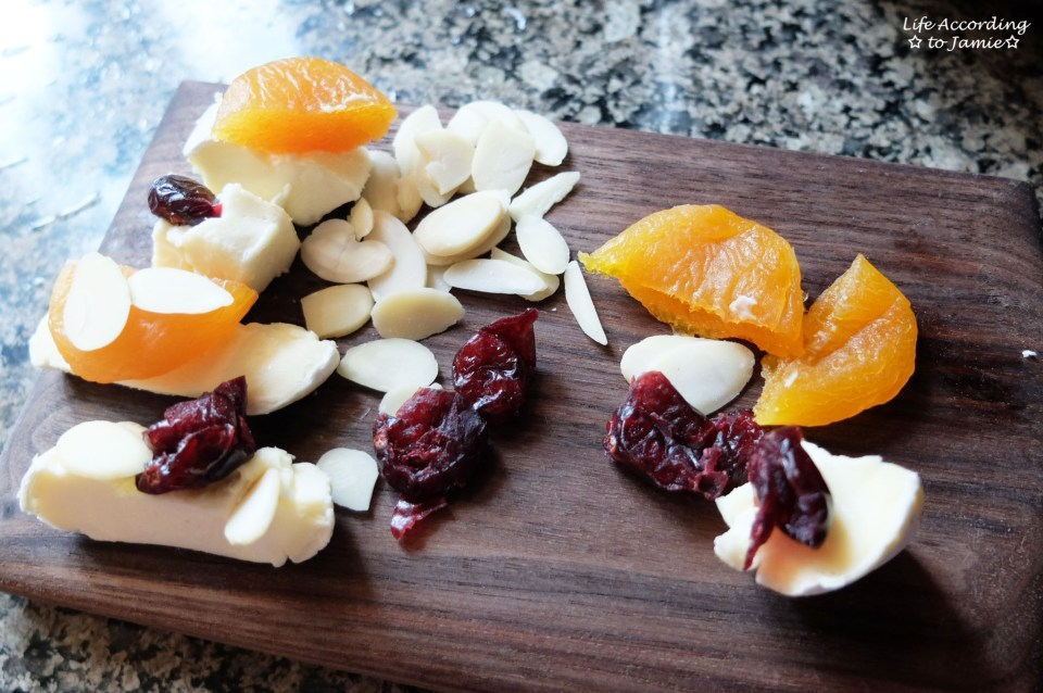 Dried Fruit & Cheese Board 1