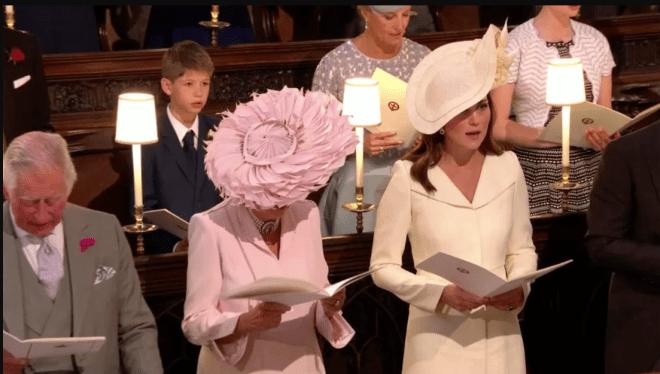 Prince Harry & Meghan Markle Wedding - Kate Middleton