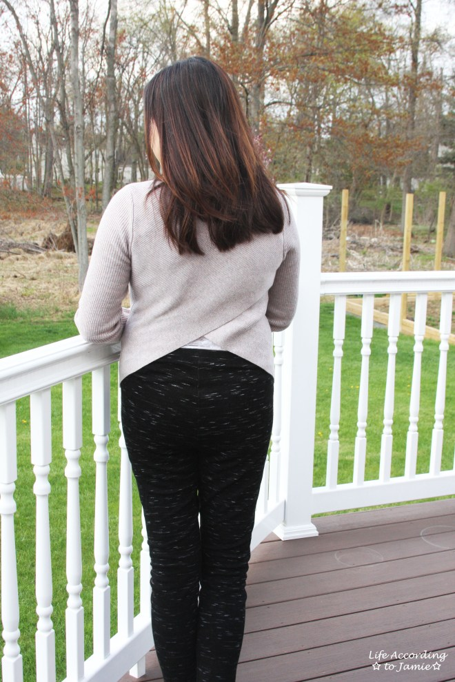Tulip Back Sweater 6