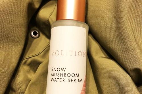 Snow Mushroom Water Serum