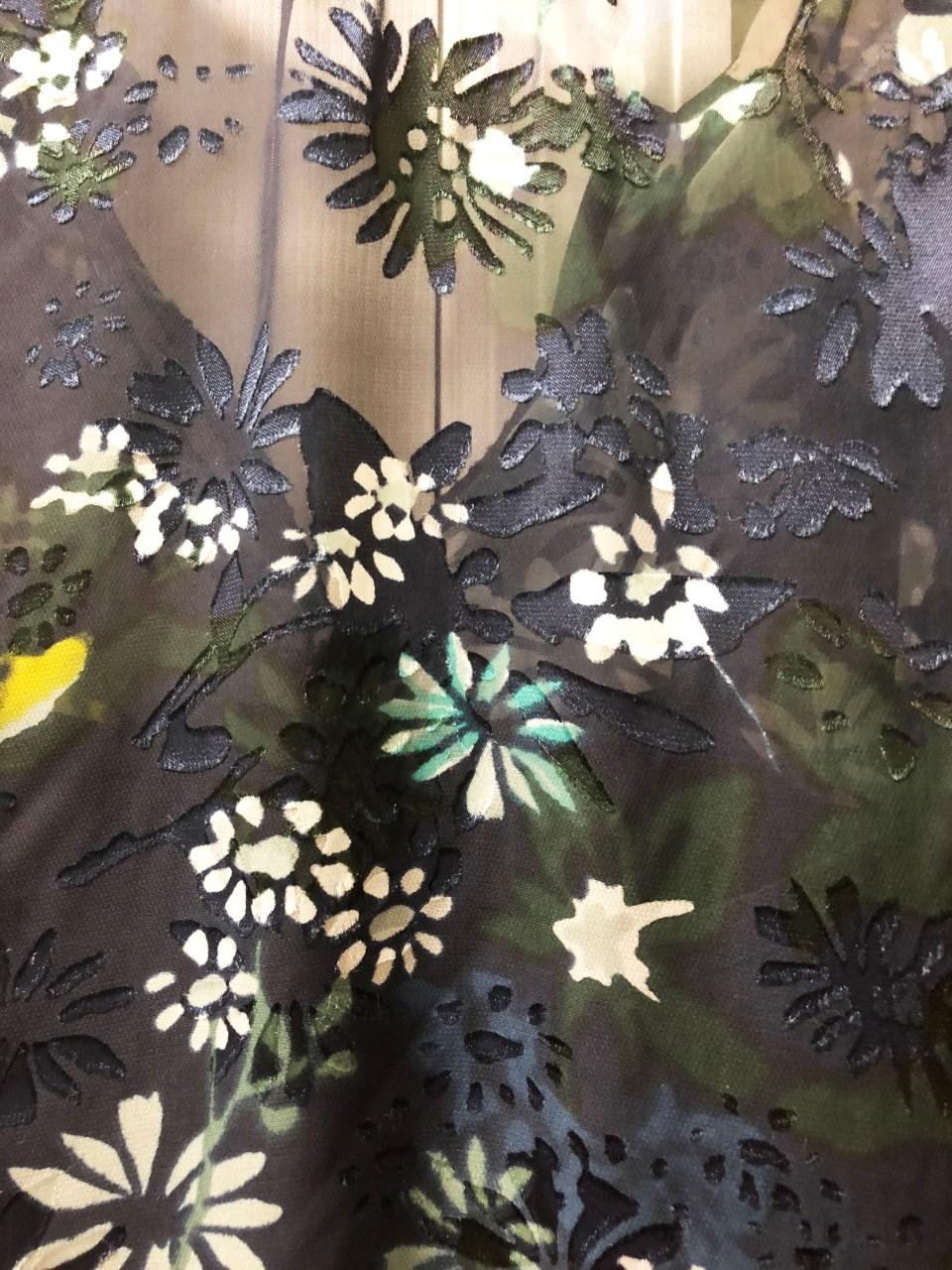 Winter Garden Flounce Dress 10