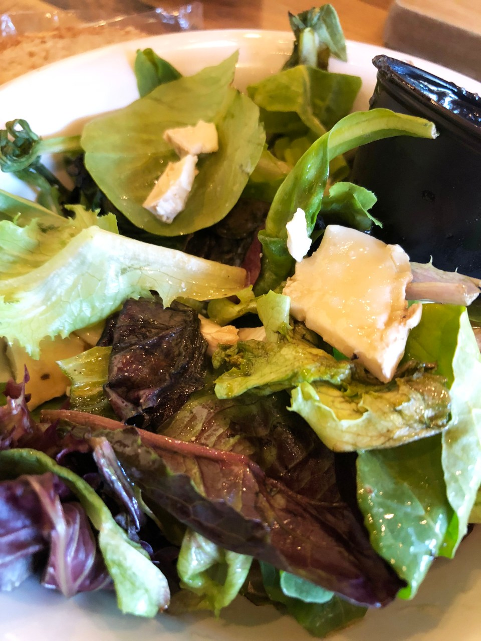 Fromage Grille - Salade Francaise 1