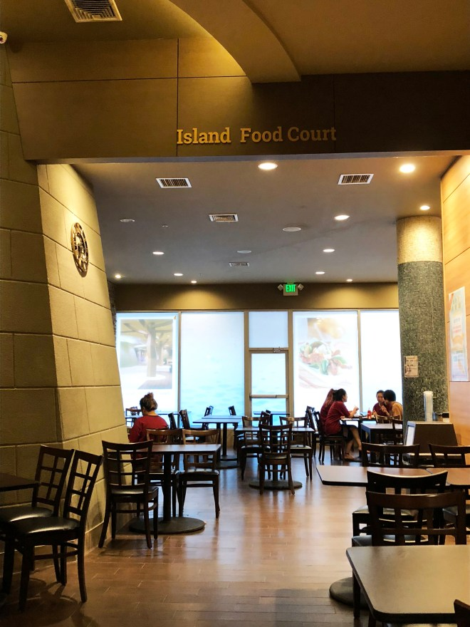 Island Spa & Sauna - Food Court