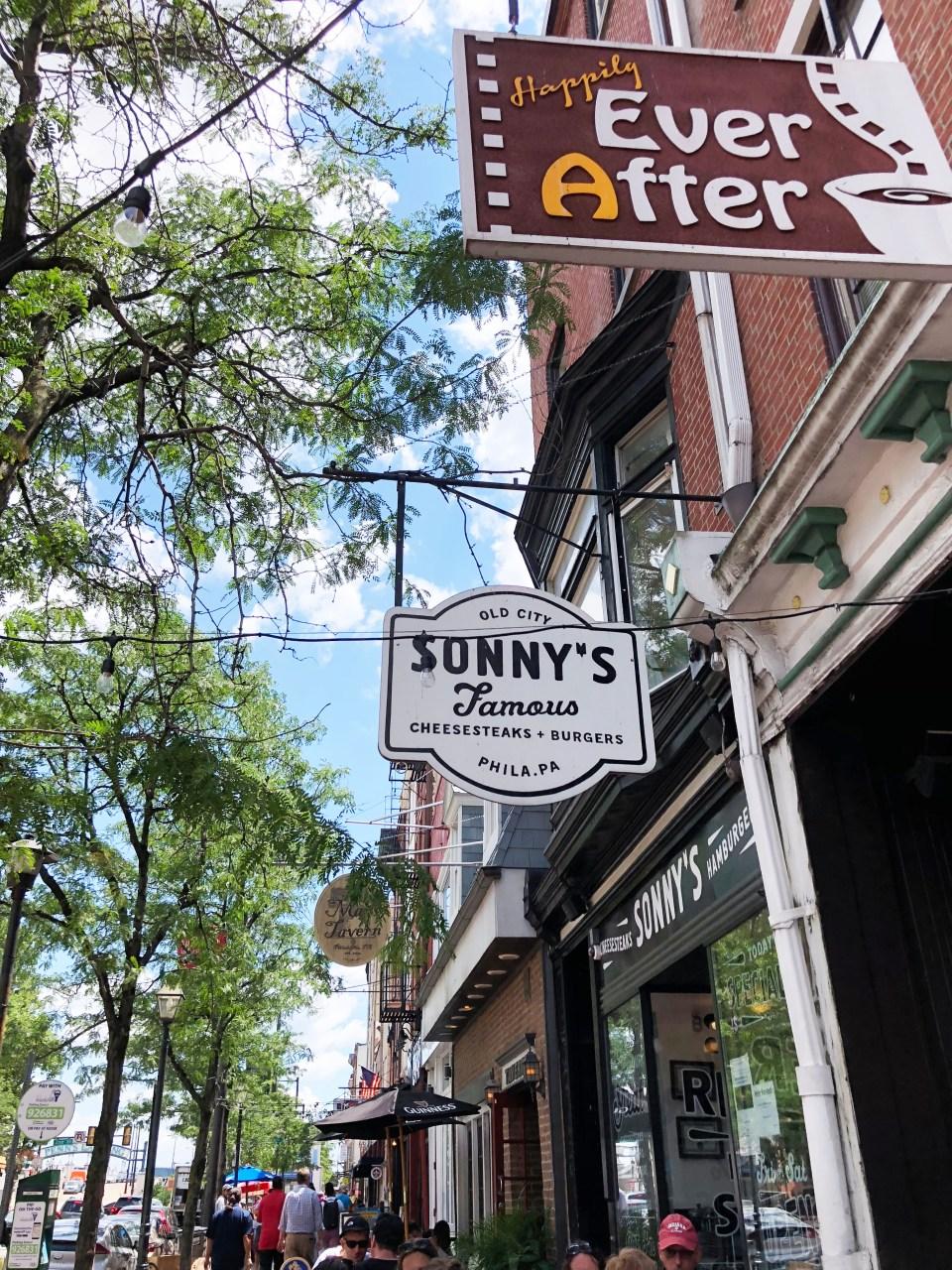 Sonny's Famous Cheesesteaks