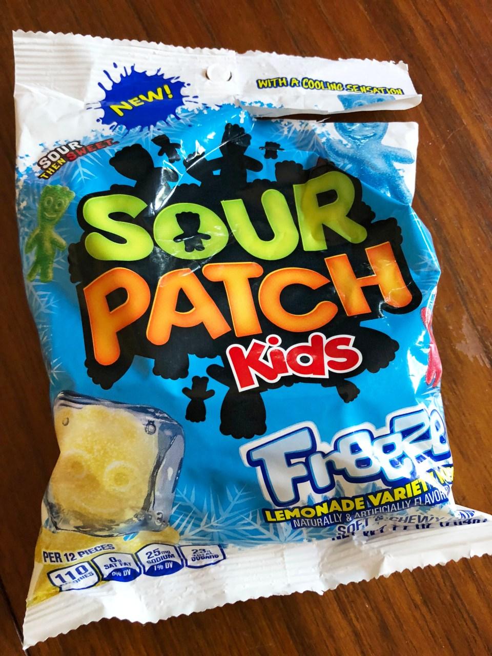 Sour Patch Kids Freeze 1
