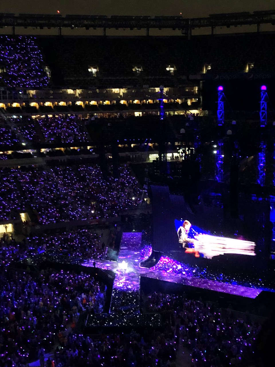Taylor Swift Reputation Tour - East Rutherford 8