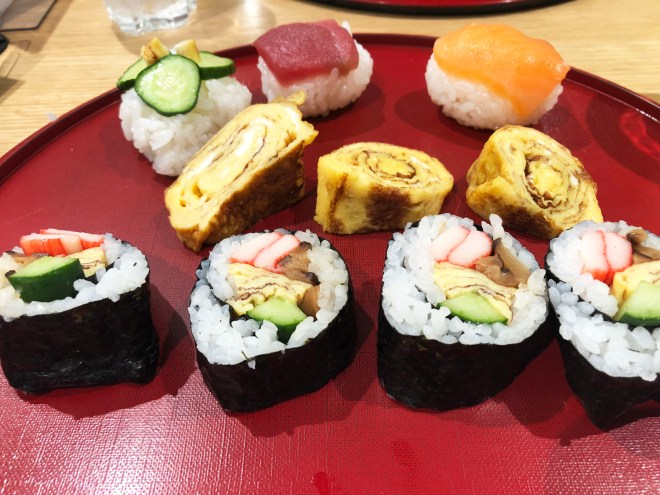 ABC Cooking Studio - sushi making class