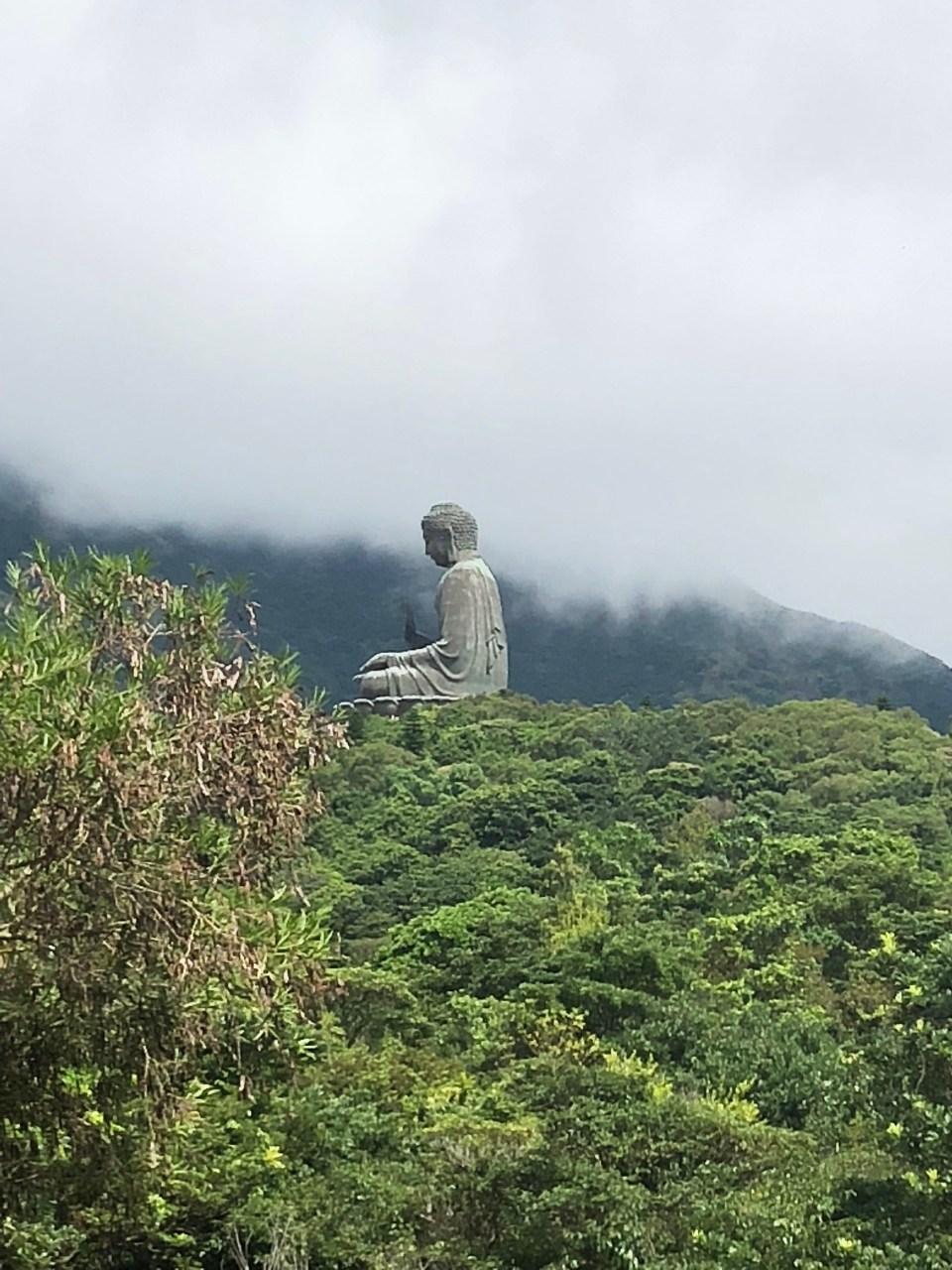 Big Buddha - Lantau Island 12
