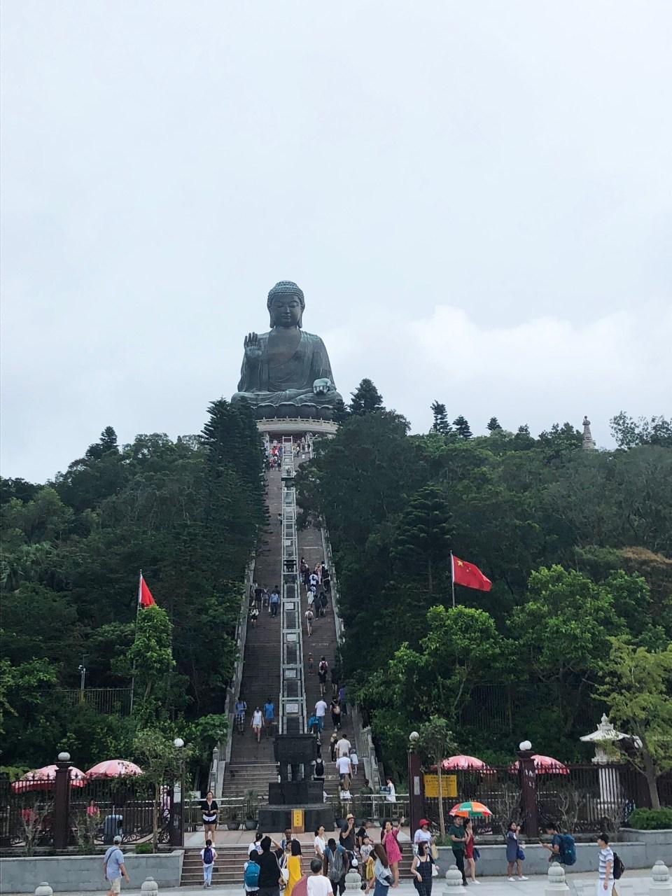 Big Buddha - Lantau Island 14
