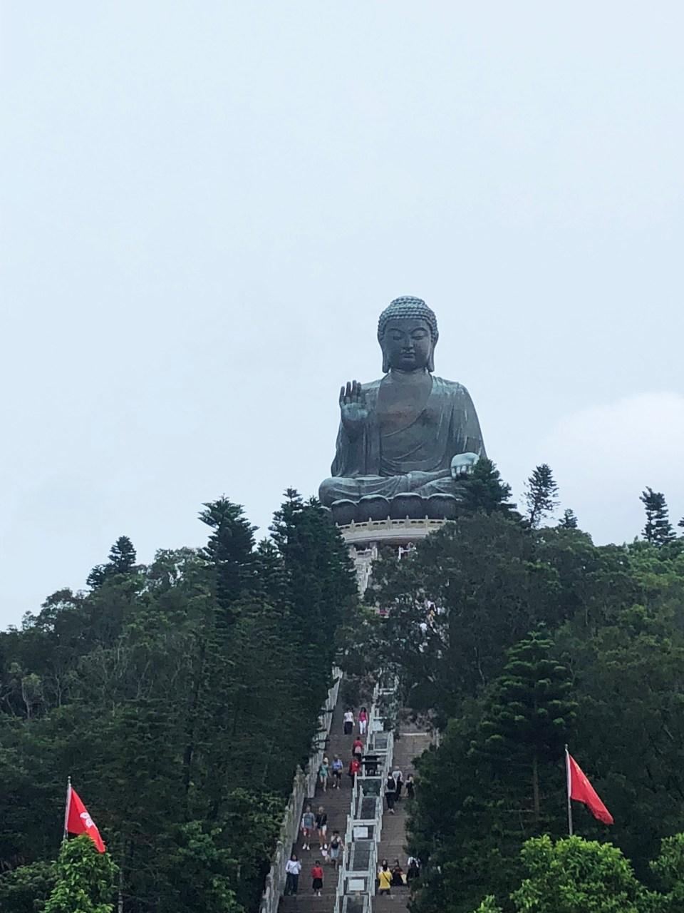 Big Buddha - Lantau Island 15