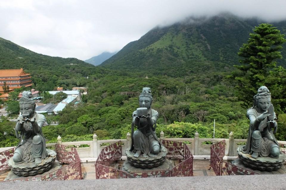 Big Buddha - Lantau Island 2