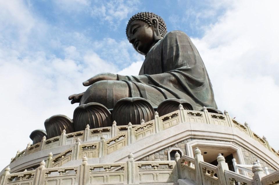 Big Buddha - Lantau Island 5