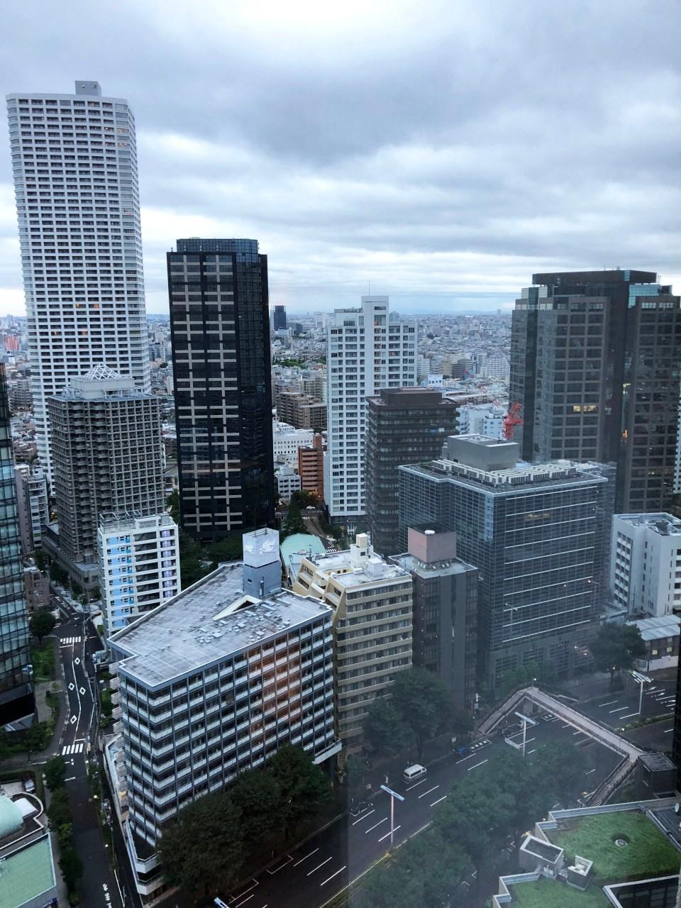 Conrad Hong Kong - view 1