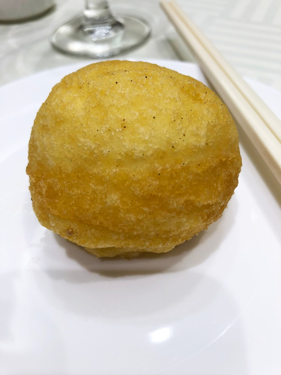 Fried Ice Cream 1
