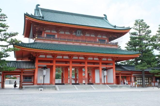 Heian Jingu Shrine 10